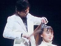 KOZOのツートップWAKAによるステージ