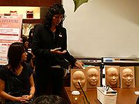 KOZO a AVEDAの千野の顔学講座