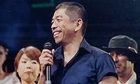 日本人ファッションデザイナー、タダシ氏と大沼が共演