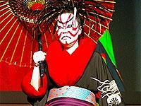 衝撃的な歌舞伎ステージ